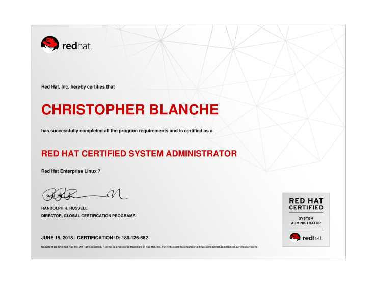 Red_Hat_Certificate_RHCSA-rhel_Christopher_Blanche-1
